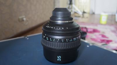 索尼 35 T2.0 镜头