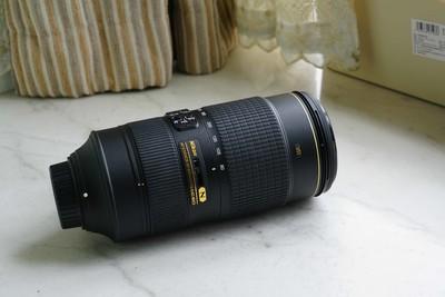 尼康 AF VR80-400mm f/4.5-5.6G ED镜头,上海星光行货