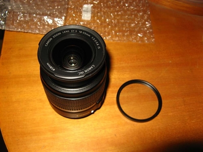 佳能 EF-S 18-55mm f/3.5-5.6已售出
