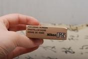 95新NIKON F5 聚焦屏带包装(欢迎议价,支持交换)