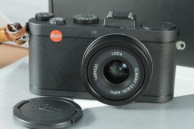 徕卡 X2 黑色机身 定焦神器 数码相机