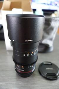 SAMYANG 全新135 T2.2 摄影镜头
