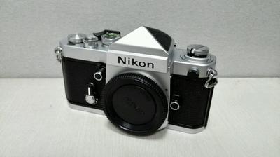 尼康 Nikon F2 尖顶机身