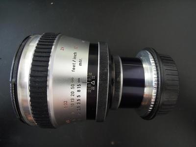 原西德kilfitt产镜头,ALPA-Makro-Kilar 1:2.8/90 APO