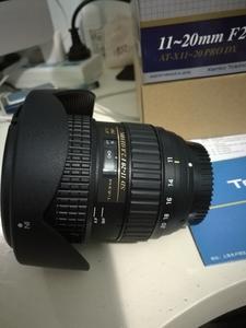 (已出)尼康口99新图丽 AT-X 11-20mm f/2.8 PRO DX