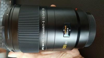 Leica APO-Macro-Summarit-S 120 mm f/ 2.5