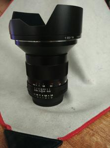 卡尔·蔡司 Carl Zeiss Distagon T* 21mm f/2.8 ZF.2(尼康口)
