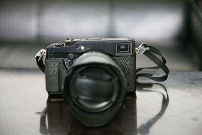富士 X-Pro 1+原厂徕卡M转接环