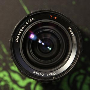 哈苏 Hasselbald CF 50mm f/4 FLE 浮动镜组广角镜头