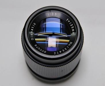 日产手动镜头 135/3.5 M42螺口  本店可租赁置换 天津福润相机