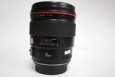 99新  佳能 EF 35mm f/1.4L USM