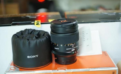 Sony 索尼 索尼 sony sal135mm f28(t4.5) STF 散焦镜头 国行