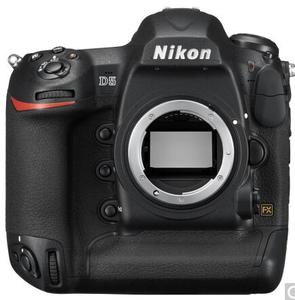 尼康(Nikon)D5 XQD版 单反相机 配 24-70mm f2.8G 镜头