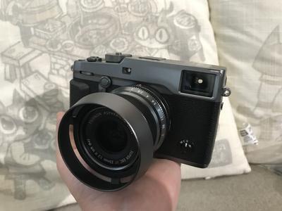 富士 X-Pro2