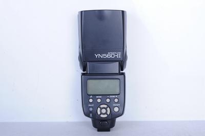 95新二手YONGNUO 永诺 YN560-II 二代闪光灯