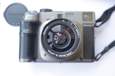 95新   Mamiya 7+65mm镜头