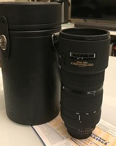 尼康 AF Zoom-Nikkor 80-200mm f/2.8D ED(小钢炮)