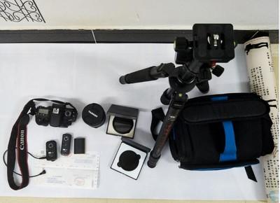 佳能70D整套装备低价出手,惠州面交。附器材、拍摄效果图