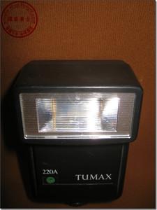 【上世纪90年代TUMAX(图更美)ASA25型照相机外接闪光灯】