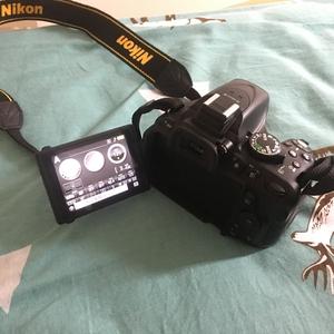 尼康 D5200  VR18-105