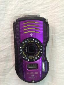 宾得 WG-3 GPS