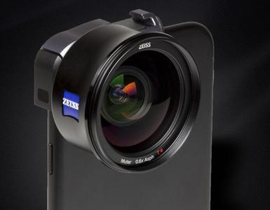 蔡司手机镜头  包含微距镜头 广角镜头 手机边角夹