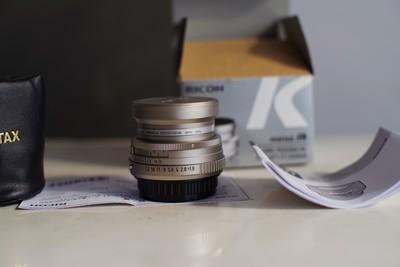宾得 大公主FA 43mm f/1.9 Limited