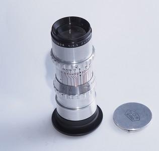 Som Berthiot paris Tele cinor 145mm4.5
