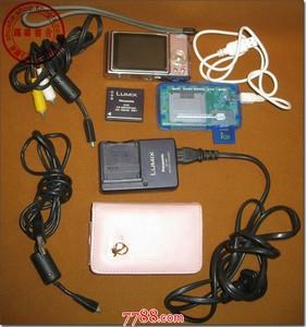Panasonic(松下)DMC-FX33GK数码照相机