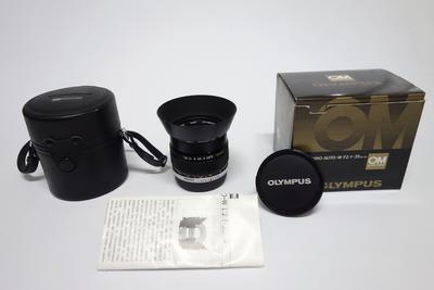 奥林巴斯 olympus 胶片机镜头zuiko 35mmf2