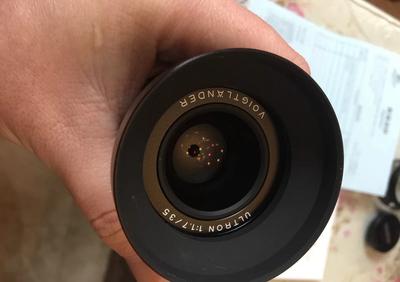 福伦达 35 1.7 aspherical