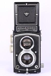 禄来 rolleicord III K3B 德产双反相机 120胶片 施耐德镜头 良品