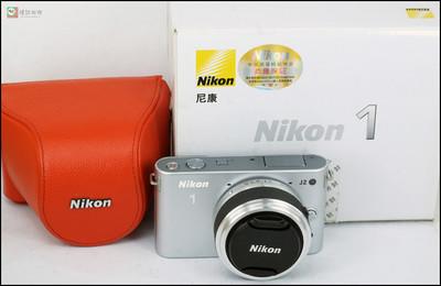 尼康 J2 微单相机 J2 11-27.5mm 套机 包装齐全