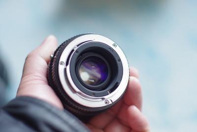 图丽 28-85/3.5-4.5  ATX 手动镜头