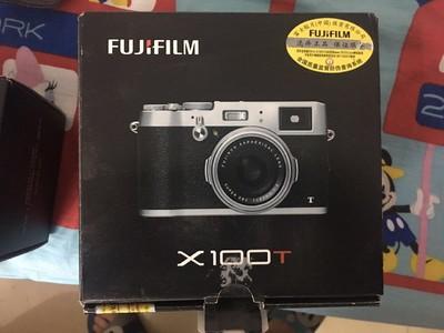 富士 X100T