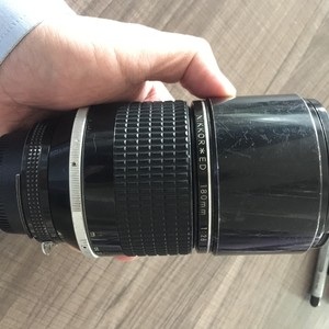 尼康 nikkor AIS 180 2.8ED 手动对焦镜头