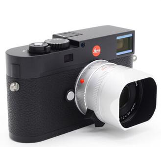 徕卡(Leica) M262旁轴数码相机 搭配35mmF2.4银色镜头套机