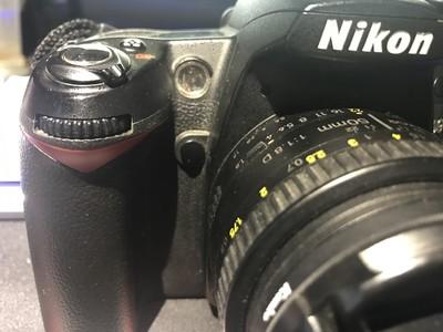 尼康 D90套机、带50mm1.8小痰盂