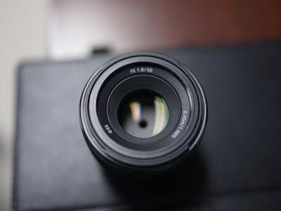 出索尼全画幅A7系列小痰盂 FE 50 1.8 镜头~