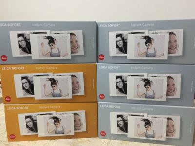 全新 Leica/徕卡 SOFORT相机 一次成像 徕卡拍立得 顺丰包邮