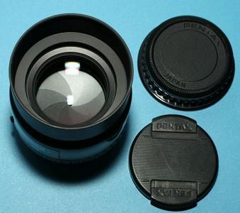 宾得 FA 50mm f/1.4