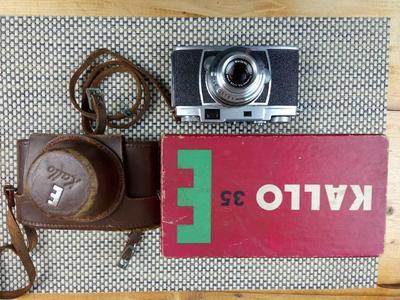 卡瓦KALLO 35E旁轴相机