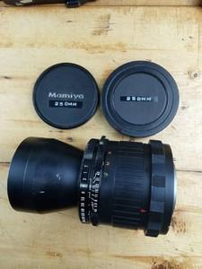 玛米亚-SEKOR 250mm镜头