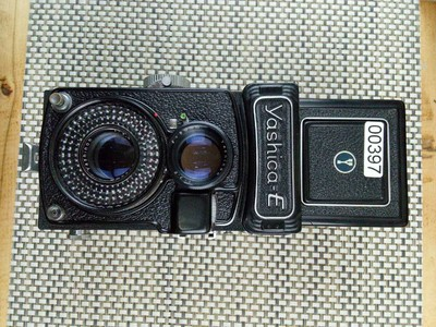雅西卡-E 双反相机