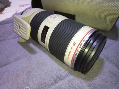 EF70-200mm F/2.8L IS II USM