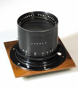 福伦达海利亚Voigtlander Heliar 420/4.5 古典人像摄影名镜
