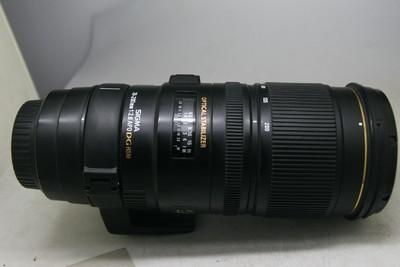 90新  适马 APO 70-200mm F2.8 EX DG OS HSM