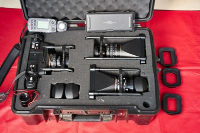 其他富士 Fujifilm GX617 最新款可换头顶级宽幅机一机3头 ◆