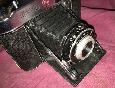 老相机红梅HM