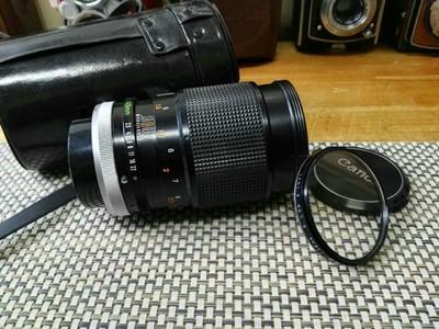 佳能135mm-1:2镜头